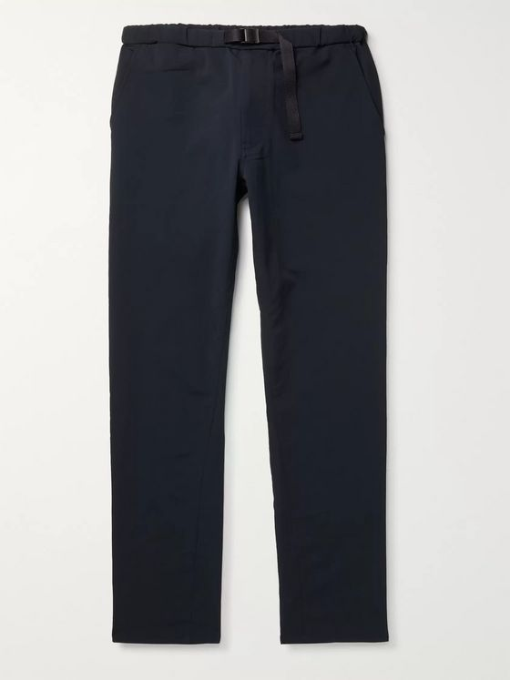 nanamica Slim-Fit Belted ALPHADRY Suit Trousers