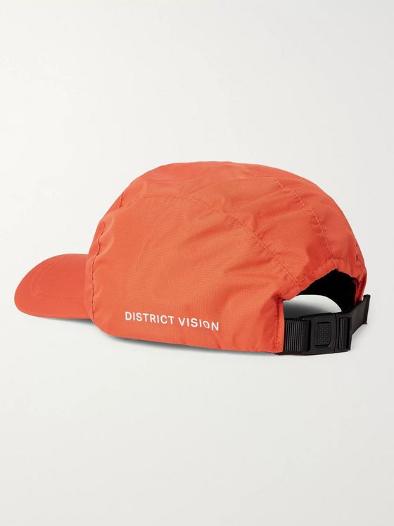 DISTRICT VISION Trenton Mesh and Ripstop Cap