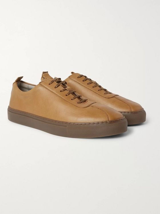 Grenson Vegan Leather Sneakers