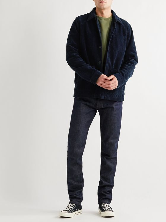 Nudie Jeans Barney Cotton-Corduroy Jacket