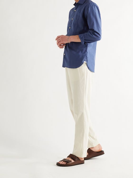 OLIVER SPENCER Corrigan Cotton Shirt