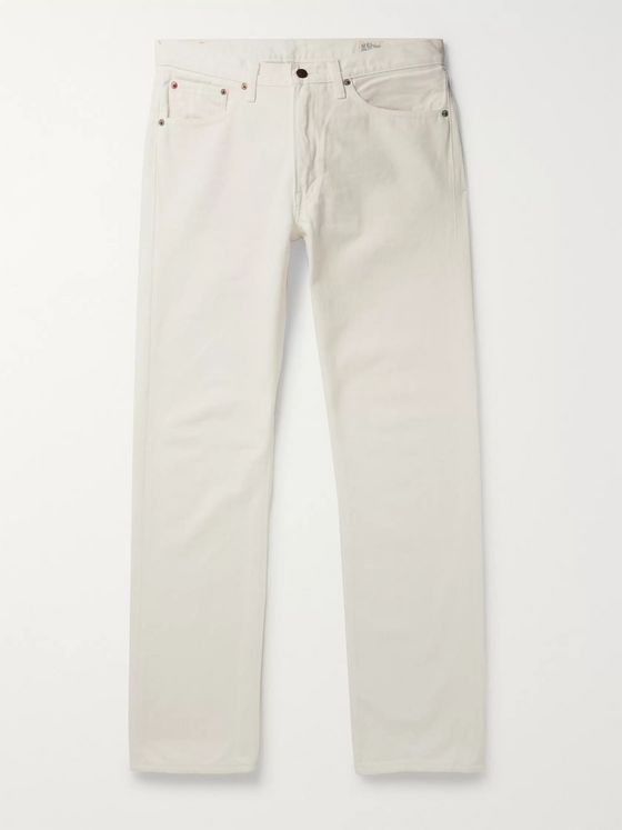 OrSlow 107 Slim-Fit Denim Jeans