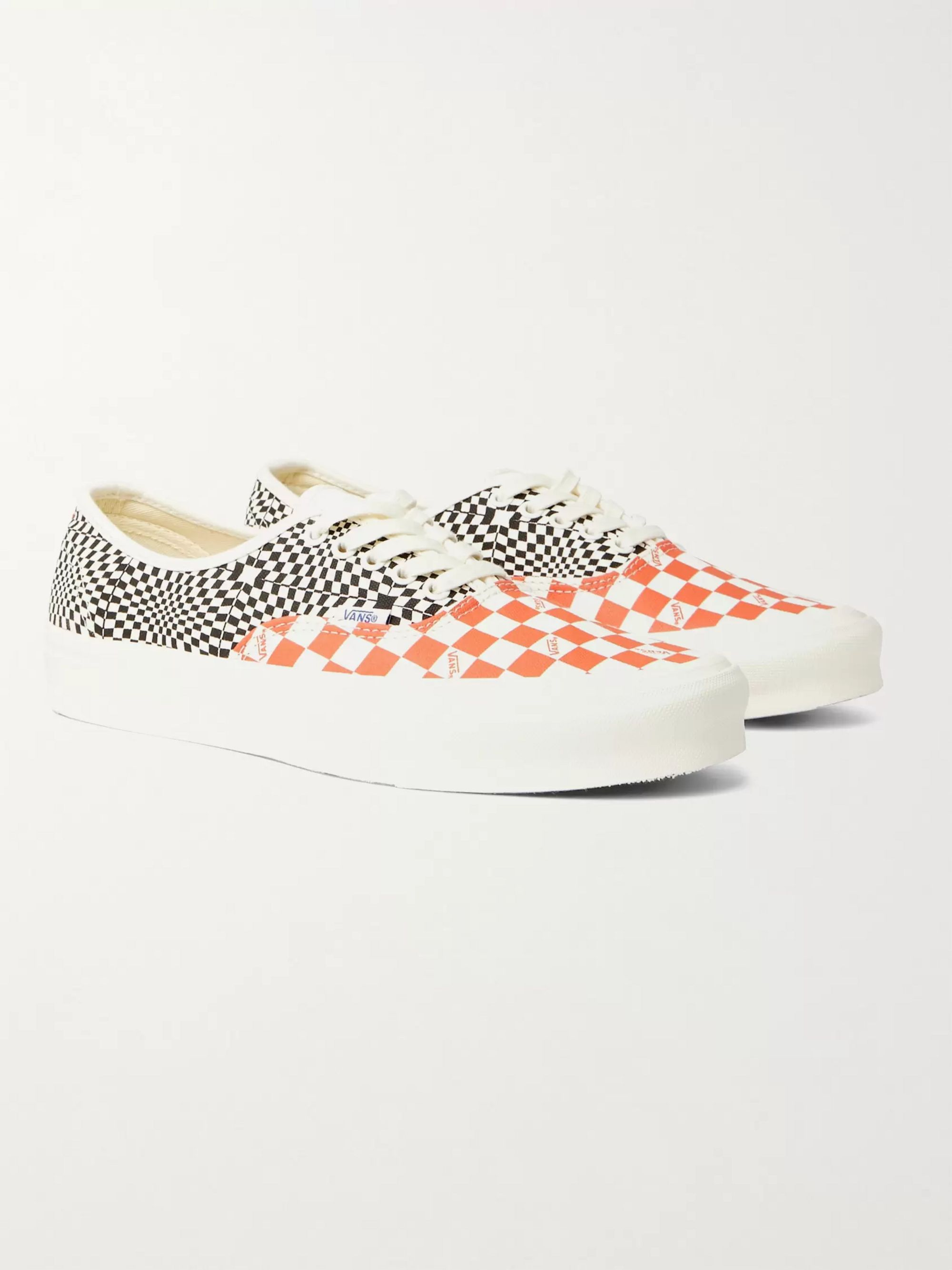 vans canvas sneaker