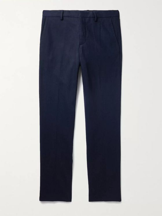 Norse Projects Thomas Slim-Fit Tapered Woven Trousers
