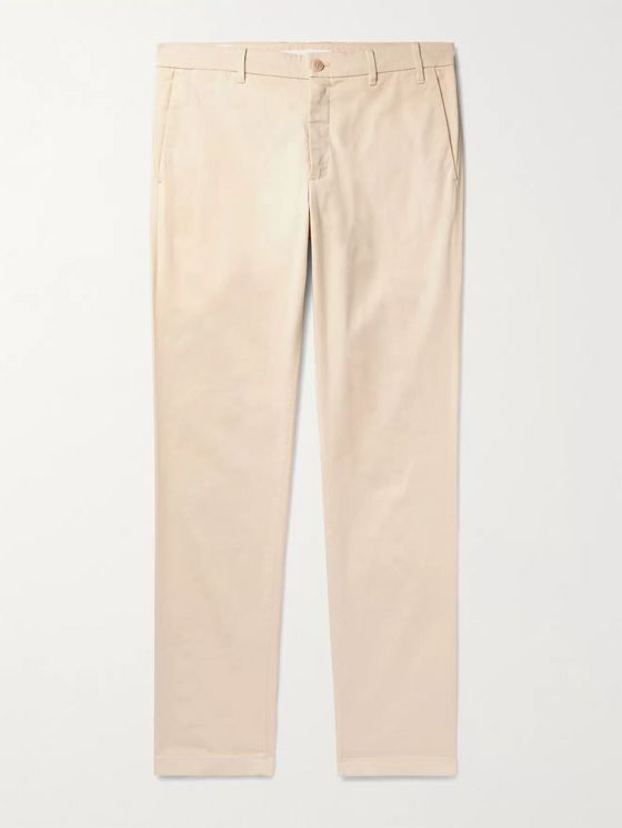 NORSE PROJECTS Aros Slim-Fit Cotton-Twill Chinos