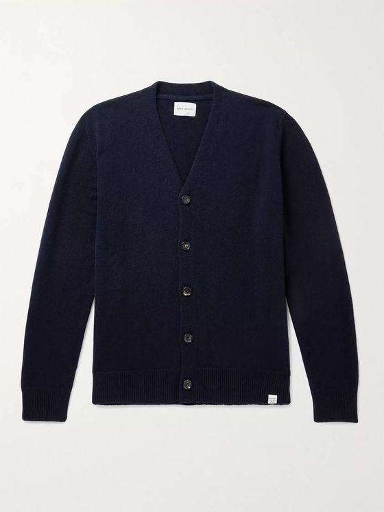 Norse Projects Adam Wool Cardigan