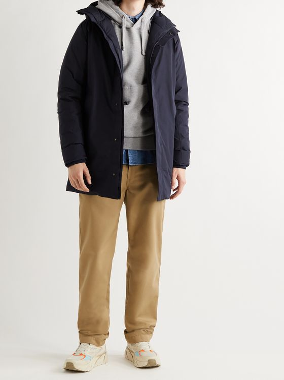 NORSE PROJECTS Rokkvi 5.0 GORE-TEX Hooded Down Parka