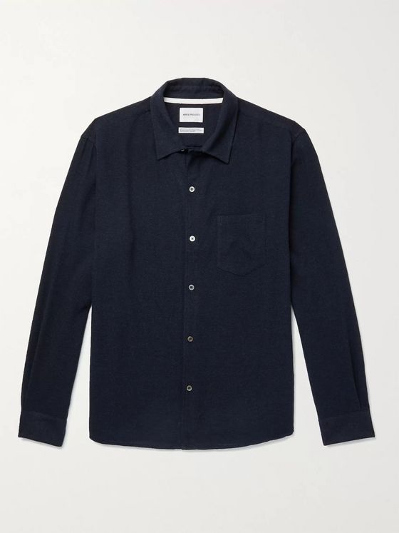 Norse Projects Carsten Woven Shirt