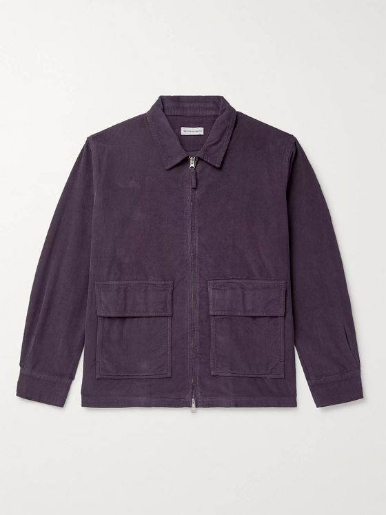 Pop Trading Company Cotton-Corduroy Jacket