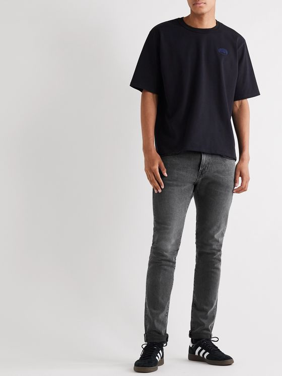 EDWIN Kaihara Slim-Fit Selvedge Stretch-Denim Jeans
