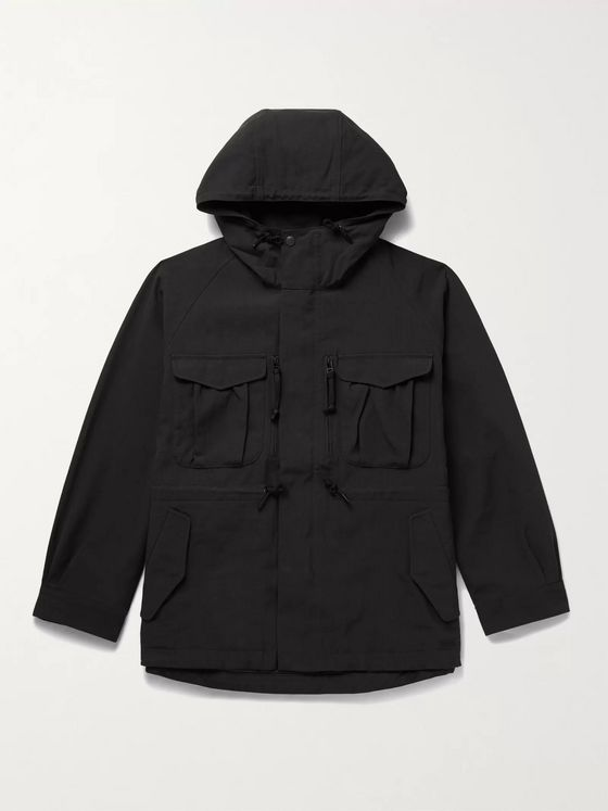 Snow Peak Takibi Aramid Hooded Parka