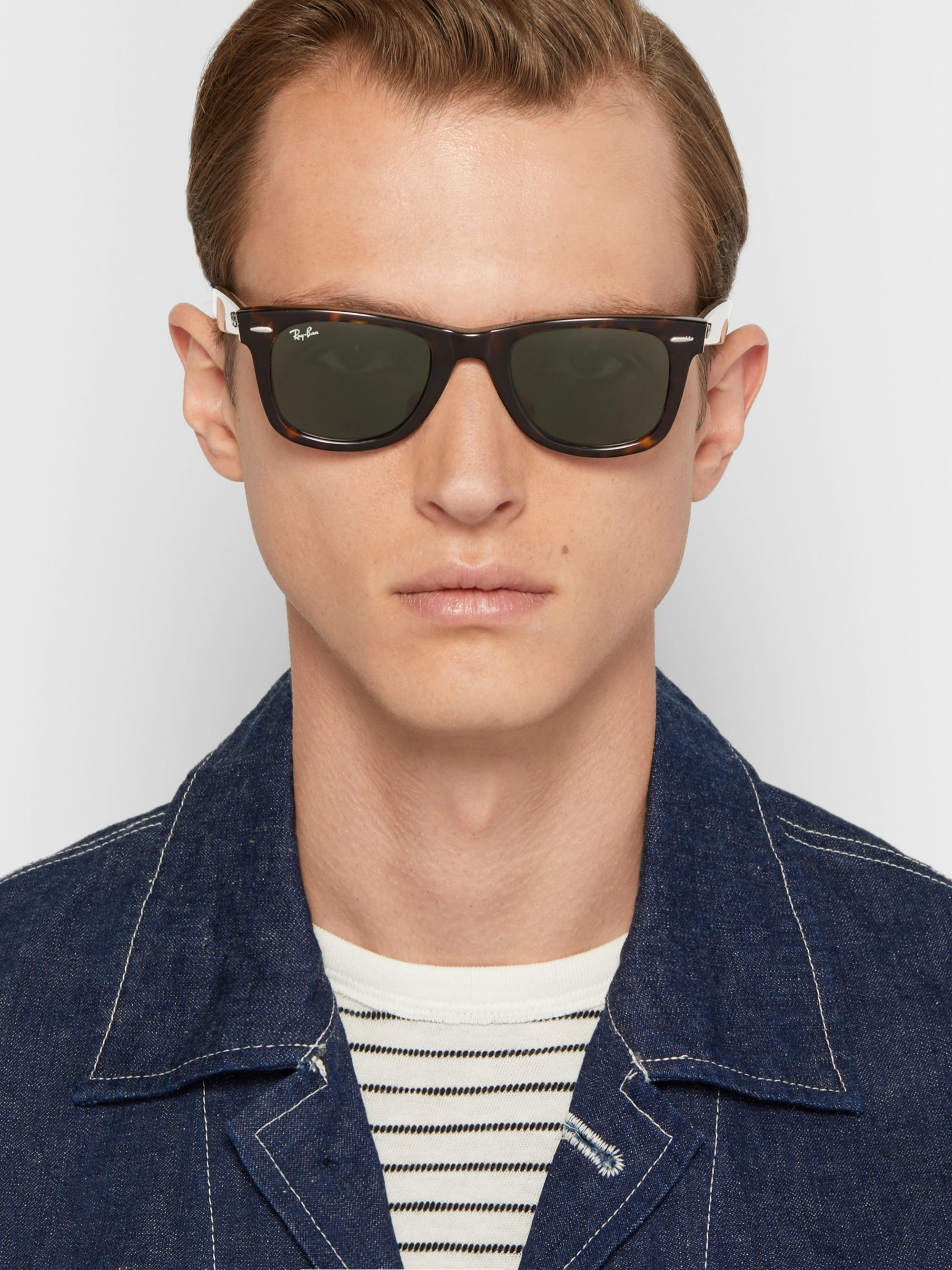 RAY-BAN Original Wayfarer Acetate Sunglasses