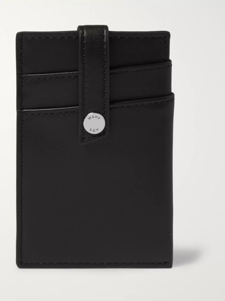 WANT LES ESSENTIELS Kennedy Leather Cardholder