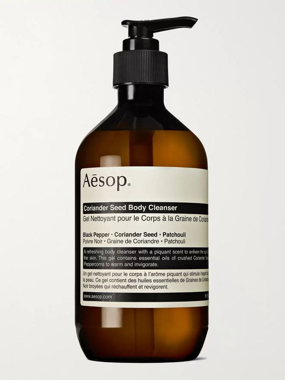 Aesop Coriander Seed Body Cleanser, 500ml