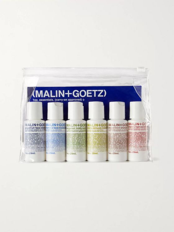 Malin + Goetz Essentials Travel Kit