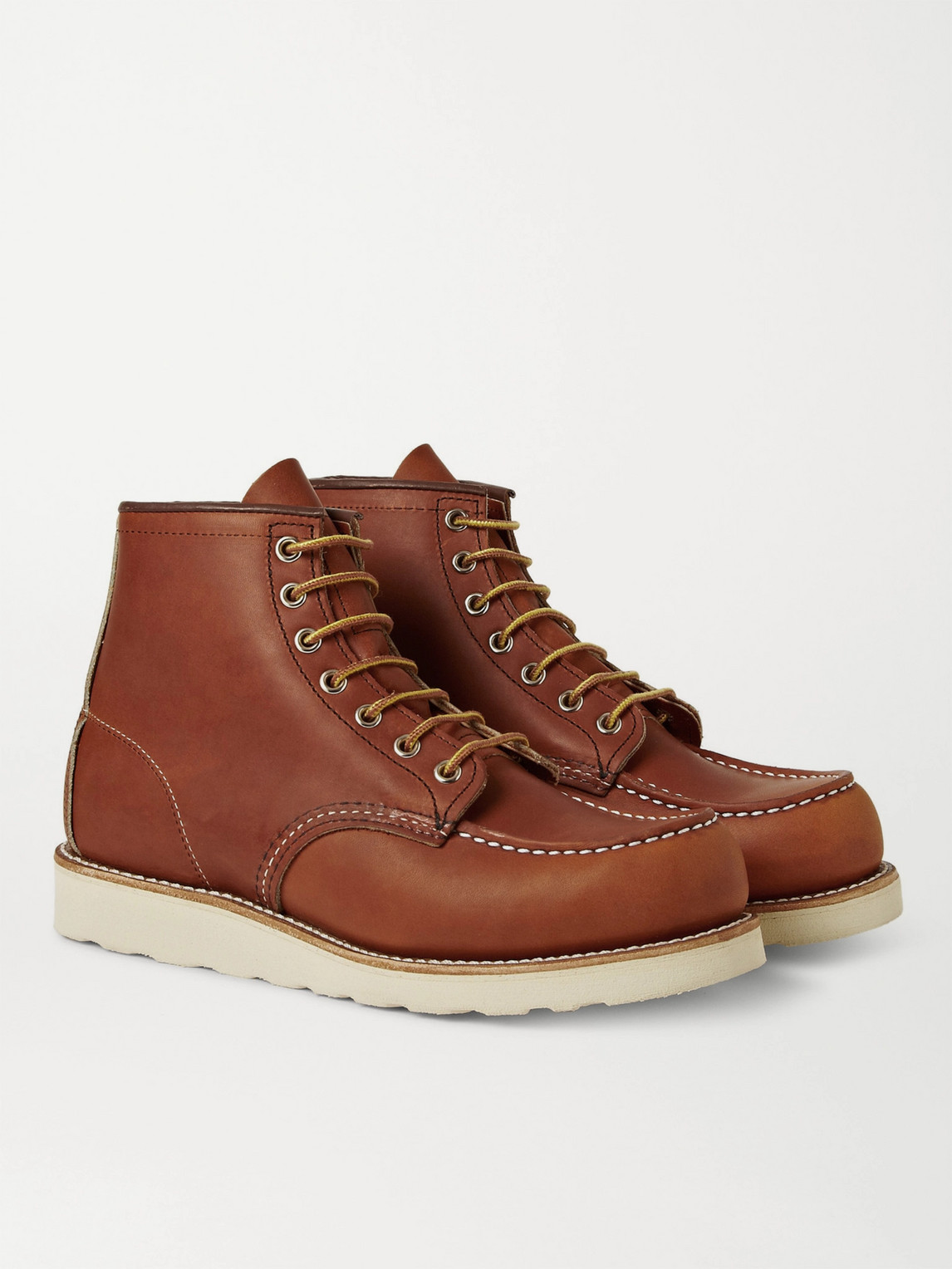 Red Wing Shoes Legacy Moc Toe Ankle