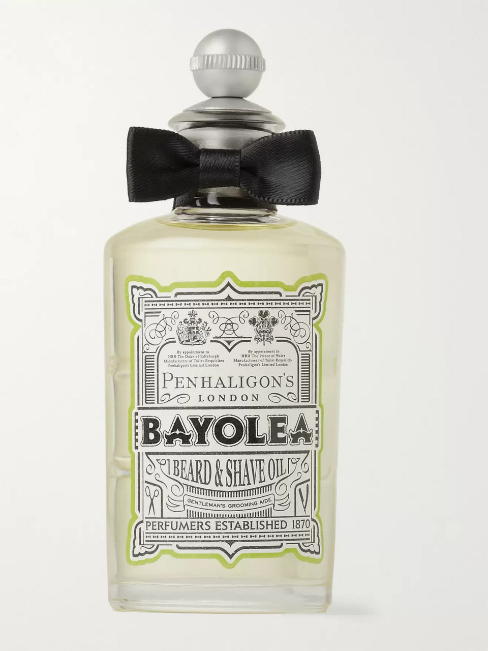 Penhaligon's Bayolea Beard & Shave Oil, 100ml