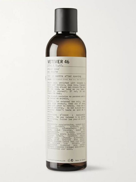 Le Labo Shower Gel - Vetiver 46, 237ml