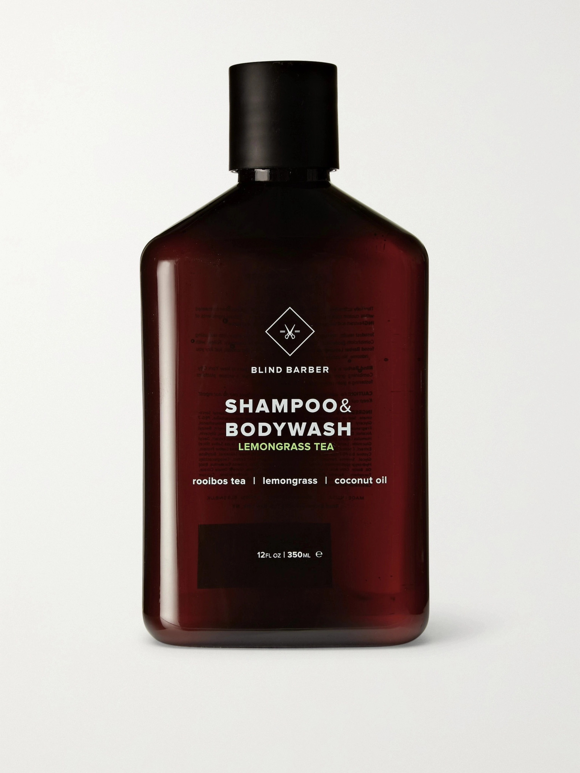 Blind Barber Lemongrass Tea Shampoo & Bodywash, 350ml