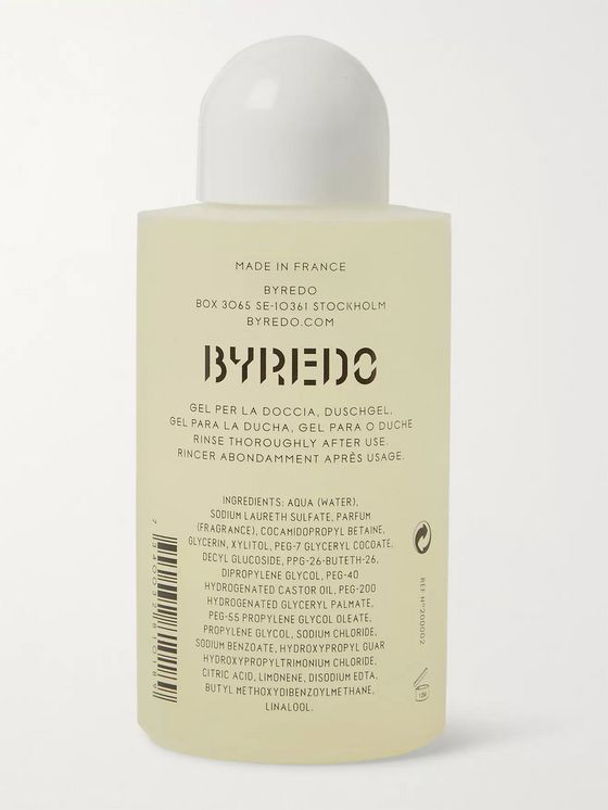 BYREDO Body Wash - Gypsy Water, 225ml