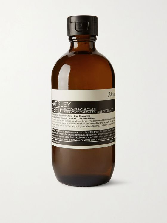 Aesop Parsley Seed Anti-Oxidant Facial Toner, 200ml