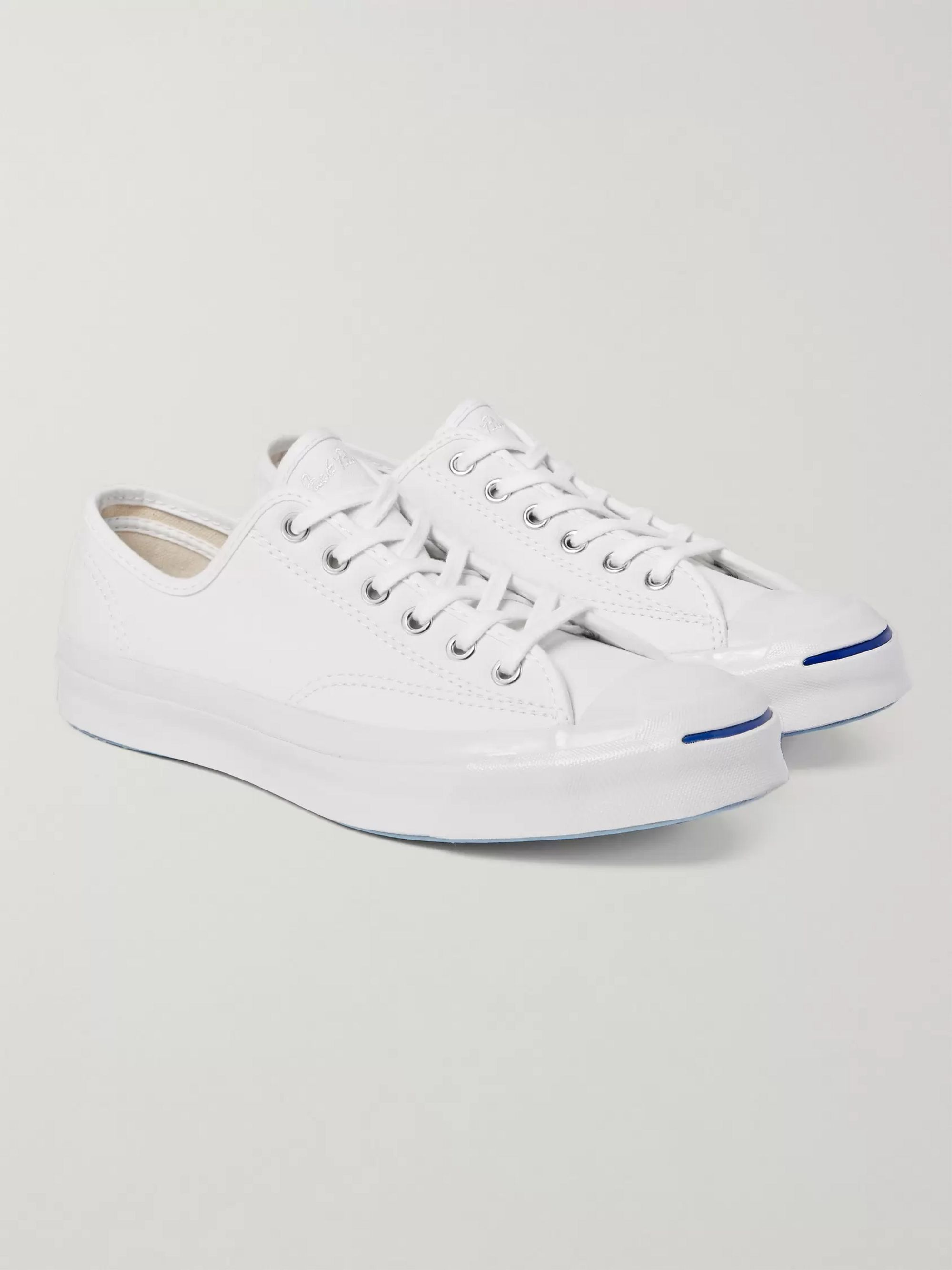 White Jack Purcell Signature Canvas
