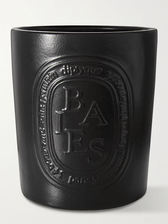 Diptyque Baies Indoor & Outdoor Scented Candle, 1,500g