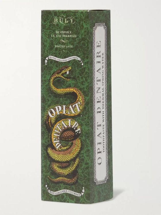 Buly 1803 Opiat Dentaire Toothpaste - Mint, Coriander & Cucumber, 75ml