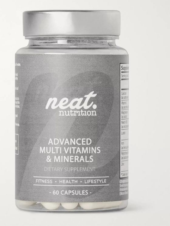 Neat Nutrition Advanced Multi Vitamins & Minerals, 60 Capsules