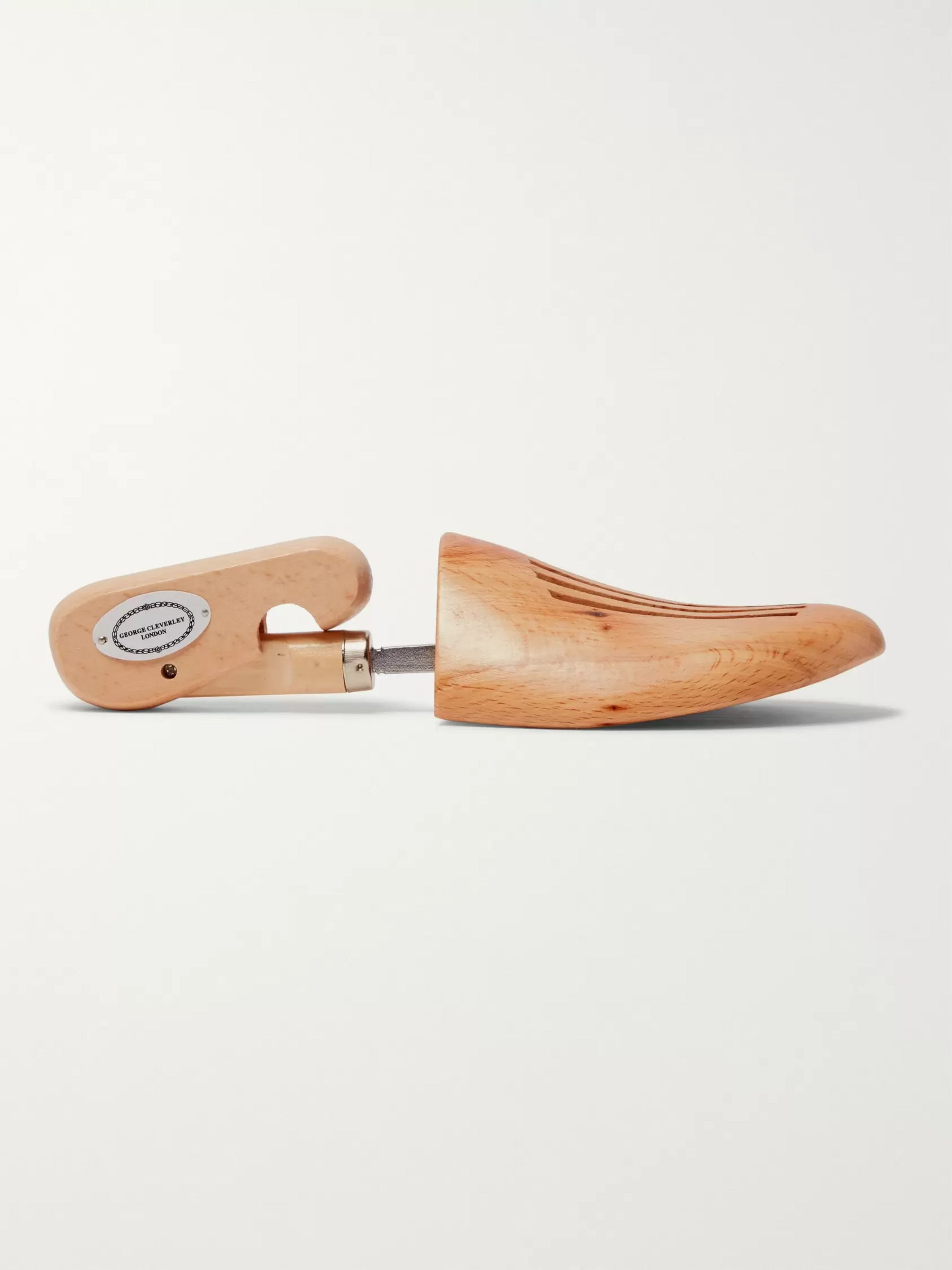 GEORGE CLEVERLEY Wooden Shoe Trees