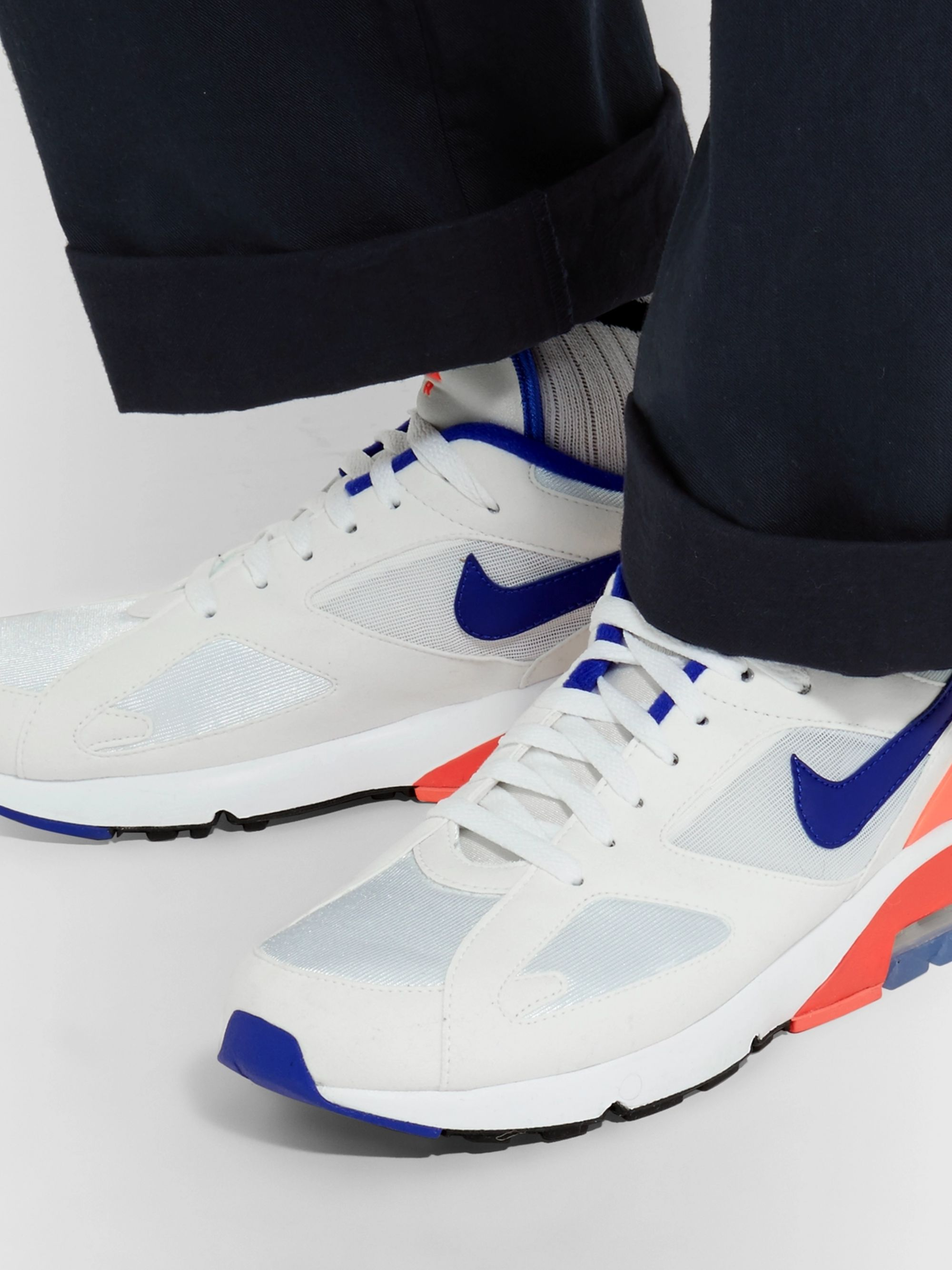 Nike Shoes | Vintage Air Max 180 Ultramarine Og 1991 | Poshmark