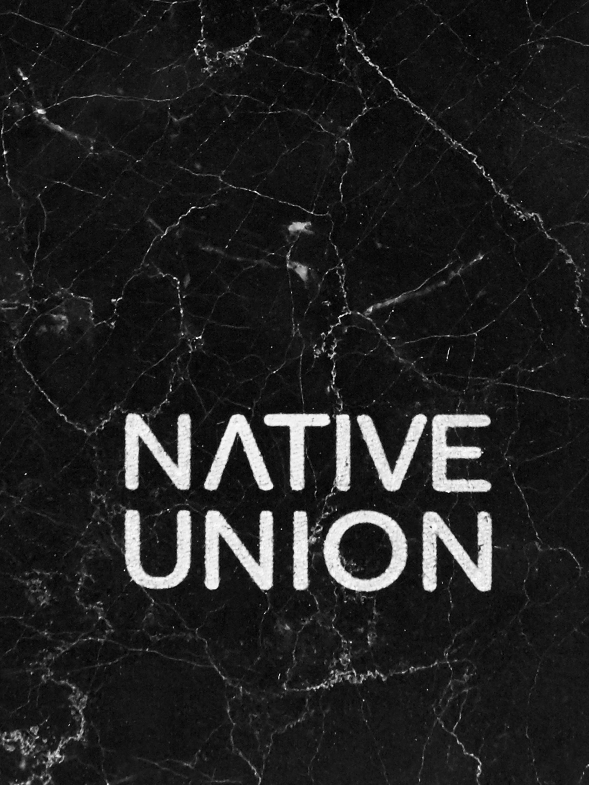 Native Union Clic Marble and Rubber iPhone X Case