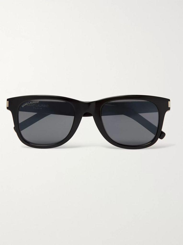 422ca7ac D-Frame Acetate Sunglasses