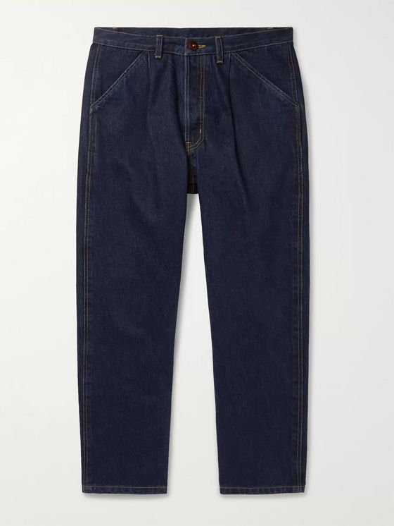 Tempus Now Organic Selvedge Denim Jeans