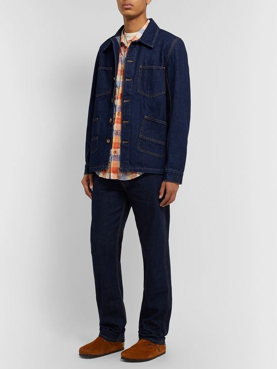 Tempus Now Organic Selvedge Denim Jacket