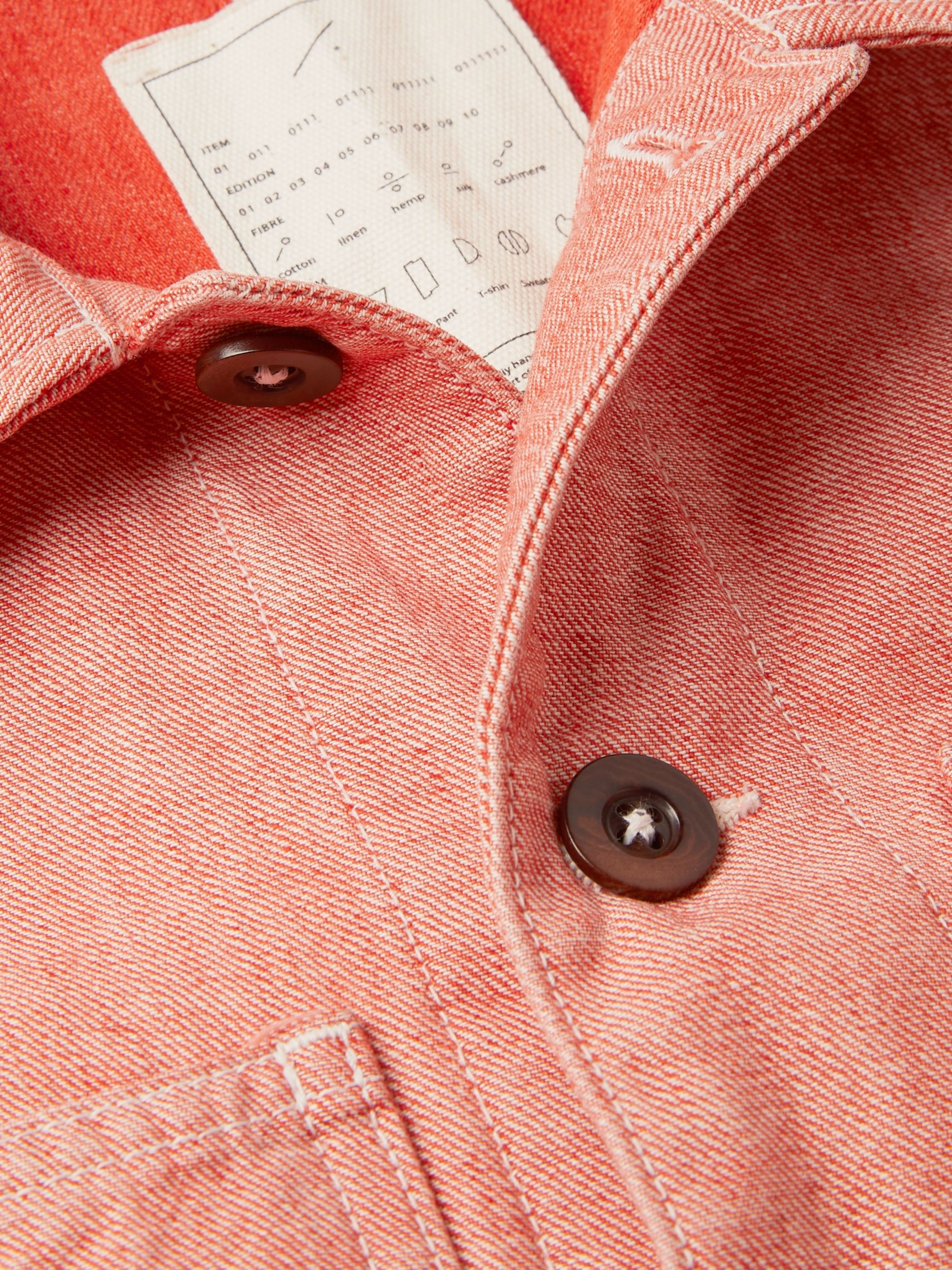 Tempus Now Cotton-Corduroy Jacket