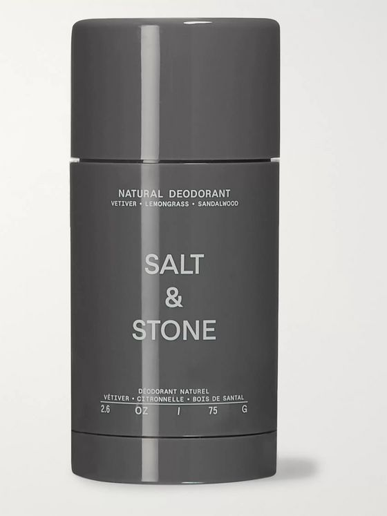 Salt & Stone Natural Deodorant Roll-On, 75g