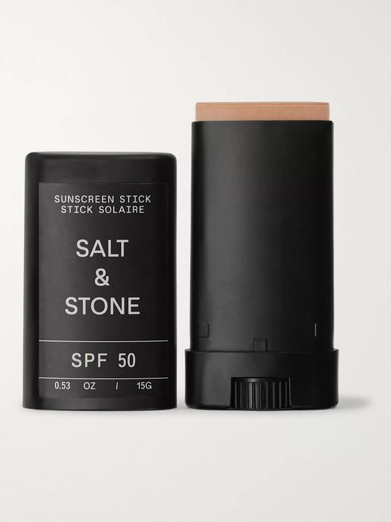 Salt & Stone Sunscreen Face Stick SPF50, 15g