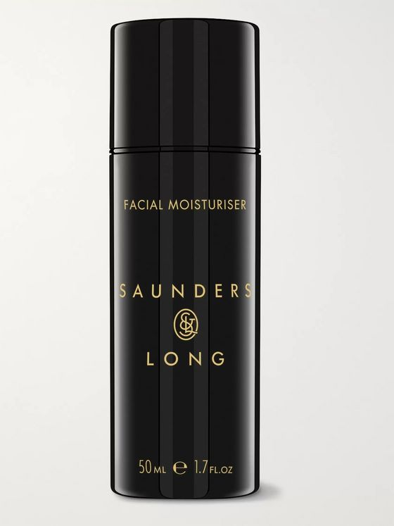 Saunders & Long Facial Moisturiser, 50ml