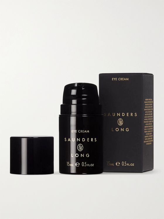 Saunders & Long Eye Cream, 15ml