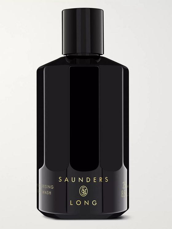 Saunders & Long Moisturising Body Wash, 250ml