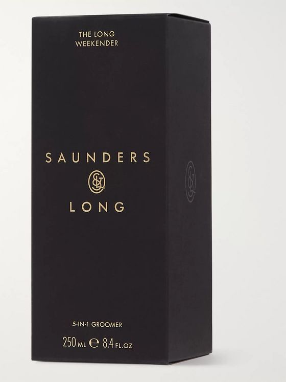 Saunders & Long The Long Weekender, 250ml