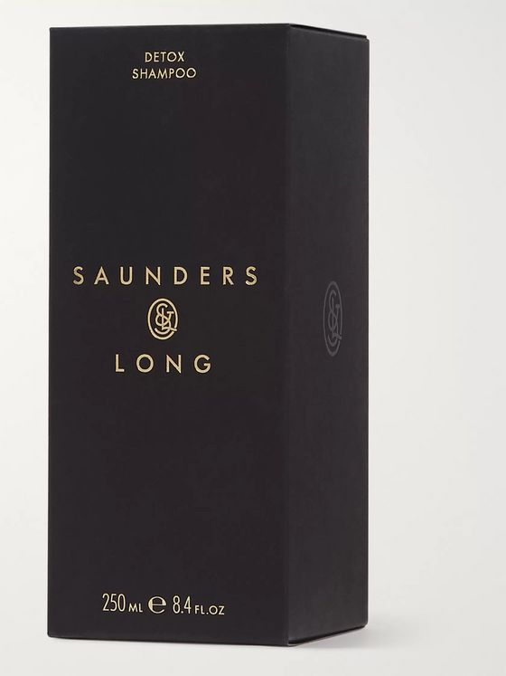Saunders & Long Detox Shampoo, 250ml