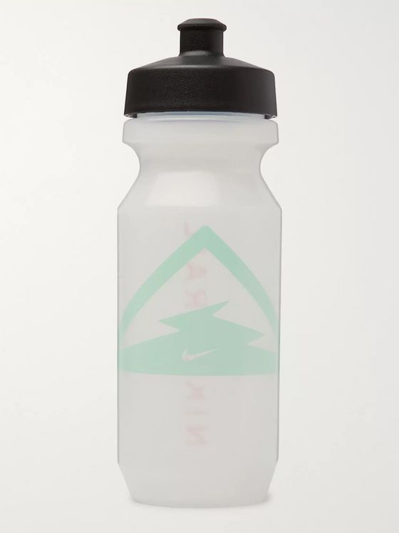 Nike Trail Big Mouth Printed Leak-Proof Water Bottle, 625ml