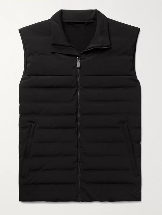 Aztech Mountain Dale of Aspen Quilted Panelled Down Ski Gilet