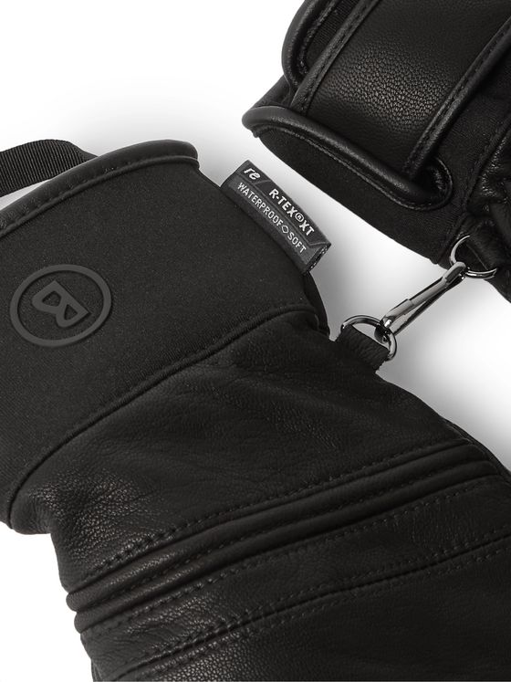 Bogner Thor Leather Ski Gloves