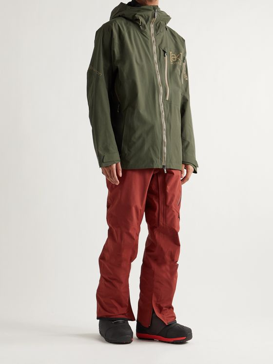 Burton [ak] Cyclic GORE‑TEX Hooded Ski Jacket