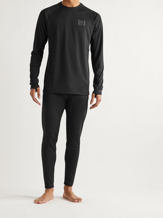 Burton [ak] Helium Slim-Fit Polartec Power Grid Ski Base Layer