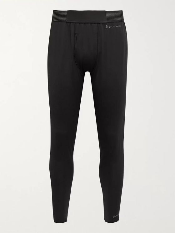 Burton [ak] Helium Polartec Power Grid Ski Base-Layer Tights