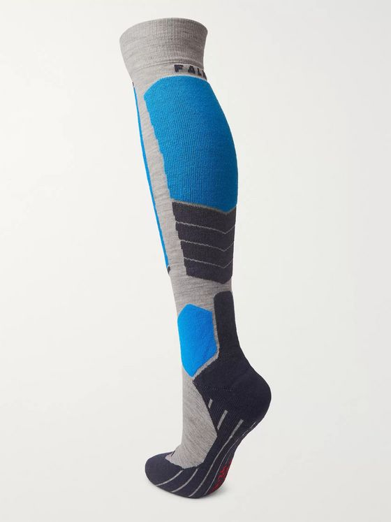FALKE Ergonomic Sport System SK2 Stretch-Knit Ski Socks